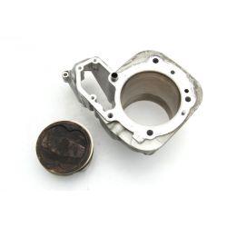 Left cylinder, silver 11117672631 , 11257659580 , 11257659581 , 11251341365 , 11251335476 , 11257652848 BMW R 1150 RT