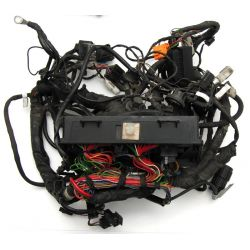 Wir.harness,officialswith auxil. battery 61117686547 BMW R 1150 RT