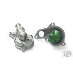 SUZUKI DR-Z 400 PUMP ASSY.WATER , CASE.WATER PUMP 1740029F10 , 1741029F21