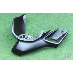 BMW R1200GS Intake air snorkel cover, left  46638533659