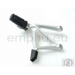BMW R1200GS Left rear footrest holder , Footrest, rear left , Cap 46718556265  , 46718528795 , 46718556271