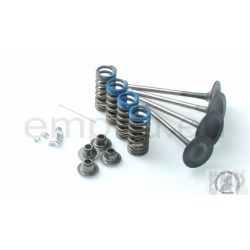 BMW R1200GS 2X EXHAUST AND 2X INTAKE VALVES AND ACCESSORIES