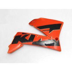 Spoiler R/S Orange Lc4 '98 5840805100004 , 58308199000 , 54601097000 KTM SMC 625