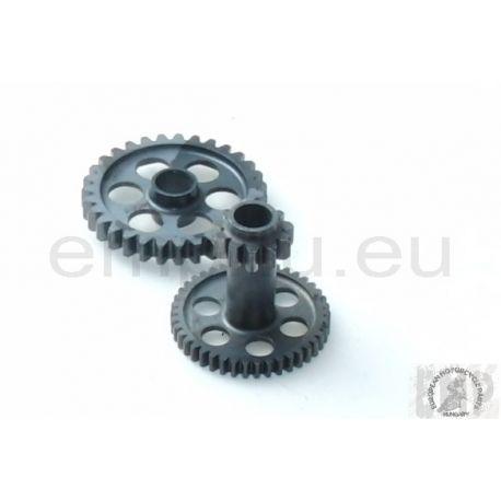 BMW R1200GS Starter motor gears 11268530266