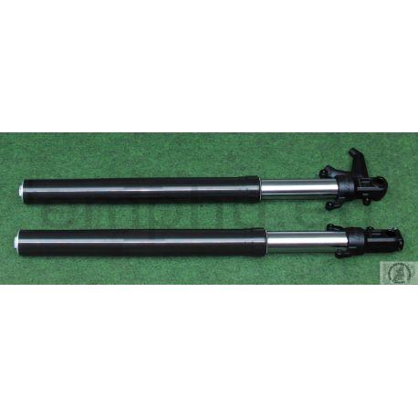 KTM DUKE 125 200 390 / ABS FORK LEG L/S CPL. , FORK LEG R/S CPL. WP , WHITEPOWER 90101001000 , 90101002000