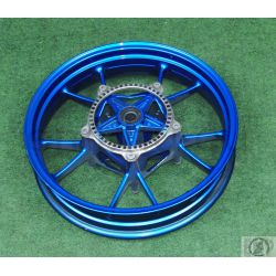 "BMW S1000RR BLUE FRONT WHEEL 3,5X17"" 36317721072"