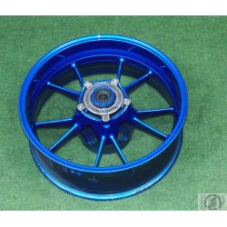 """BMW S1000RR BLUE REAR WHEEL 6,0X17"""" 36317721079"""