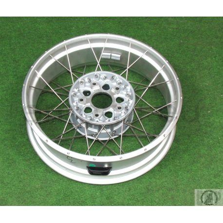 BMW R1200GS Spoke wheel, rear , 4,5X17 BEHR 36318526904