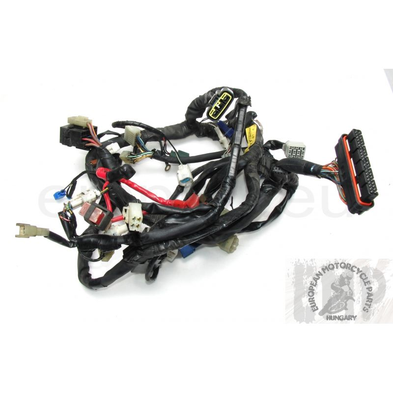 Yamaha Yzf R1 1000 Wire Harness Assy Loom 5vy