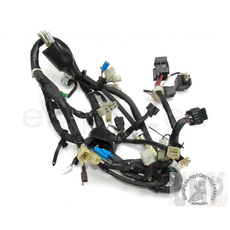 yamaha yzf r1 1000 2000 main wiring harness loom 5jj. Black Bedroom Furniture Sets. Home Design Ideas