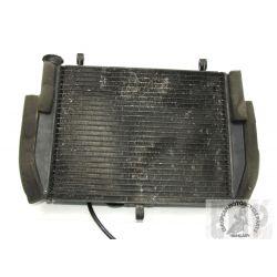 YAMAHA YZF R6 600 (2000) Radiator Assy , Damper, Air Shroud 2 , Damper, Air Shroud 3 5EB-12461-00-00