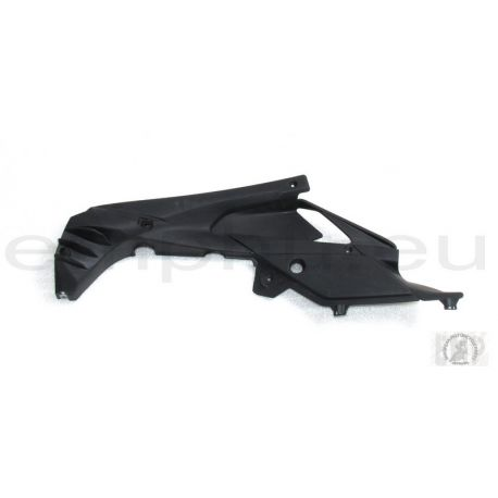 APRILIA RS LH saddle sup cov., black  AP8179200