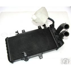 BMW F 800 ST 2009 Radiator , Hose, inlet , Return hose 17117678284 , 17127678287 , 17127678288