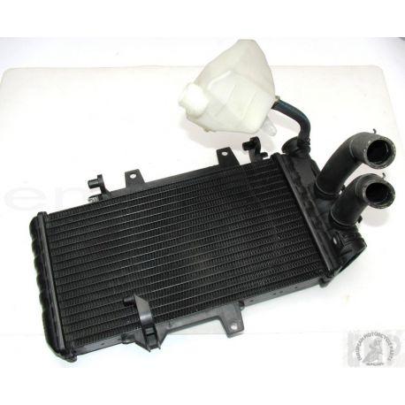 BMW F 800 ST 2009 Radiator , Hose, inlet , Return hose 17117678284 , 17127678287 , 17127678288