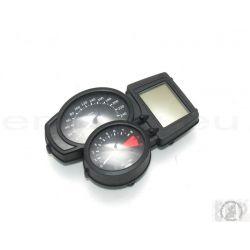 BMW F 800 ST 2009 Instrument cluster , speedometer , clock KM/H 62117713997