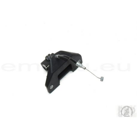 BMW F 800 ST 2009 Seat bench locking system , Bowden cable dualseat lock 51257697226 , 51257674890