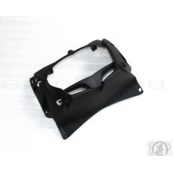 BMW F 800 ST 2009 Covering Cockpit, black  46637691386